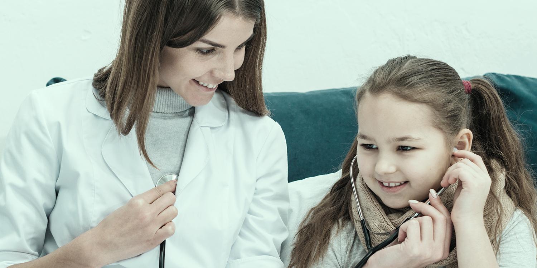 Pediatras a serviço da sociedade