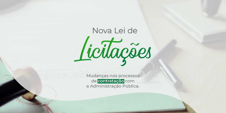 Nova Lei de Licitações é publicada